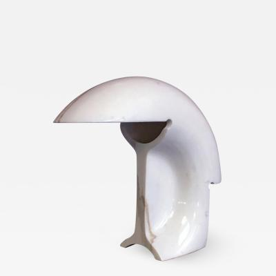 Tobia Scarpa Carrara Marble Biagio Table Lamp by Tobia Scarpa for Flos 1968