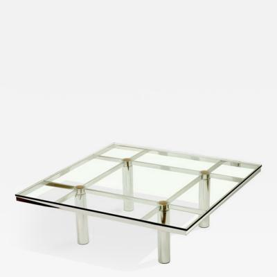 Tobia Scarpa Knoll coffee table design Tobia Scarpa Andr model circa 1970