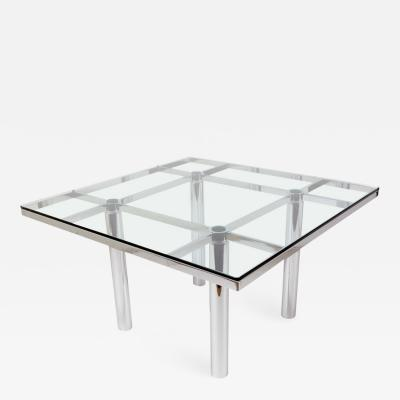 Tobia Scarpa Original Andre table designed by Tobia Scarpa for Gavina