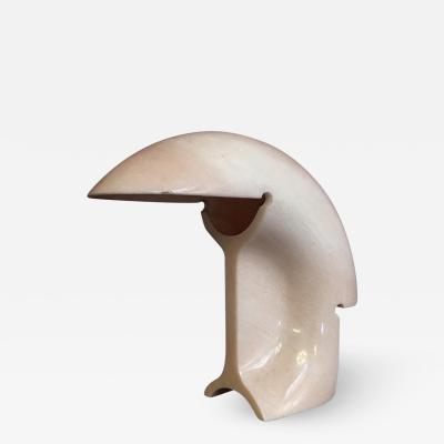 Tobia Scarpa Prototype of marble Biagio lamp by Tobia Scarpa for Flos 1968