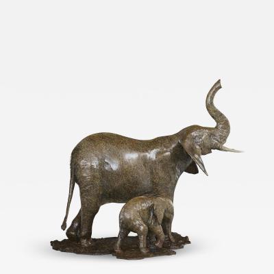 Tobias Martin Elephant Baby Elephant