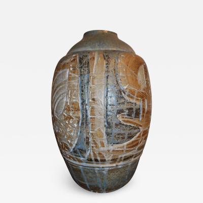 Tobias Weissman Large Scale Ceramic Vase by Tobias Weissman
