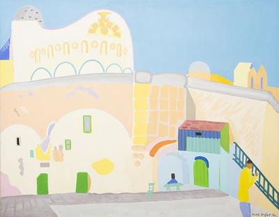 Tom Kr jer The Ethiopian Monastery in Jerusalem