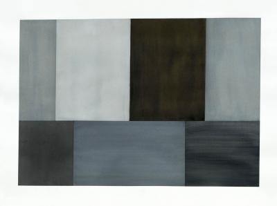 Tom McGlynn Test Pattern 2 Grey Study