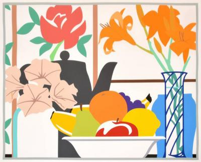Tom Wesselmann Large Tom Wesselmann Lithograph Signed Limited Edition