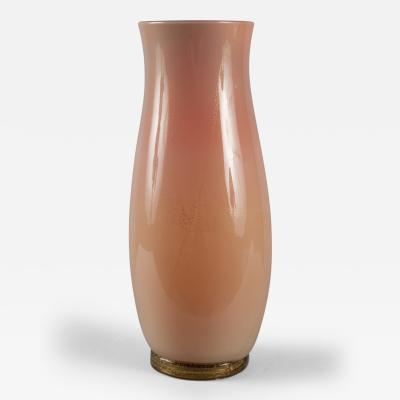 Tomaso Buzzi Vase by Tomaso Buzzi 1900 1981 Venini Italy Murano 1930s