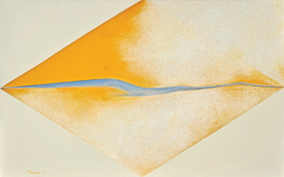 Tomie Ohtake Offered by JAY CHATELLIER FINE ART ANTIQUES