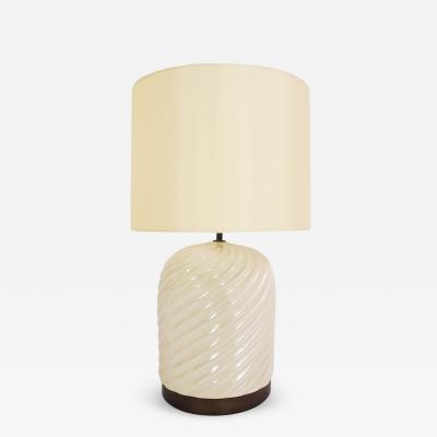 Tommaso Barbi Ceramic Tommaso Barbi Table Lamp