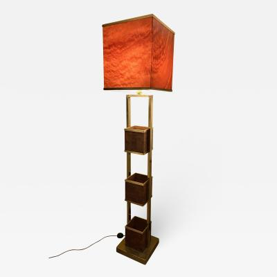 Tommaso Barbi Floor Lamp with Flowers Boxes