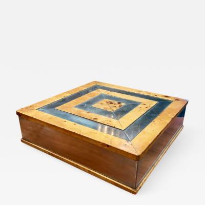 Tommaso Barbi Tommaso Barbi 1960 Jewelry Box in Birch