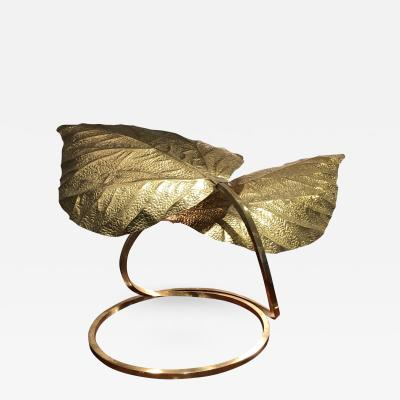 Tommaso Barbi Tommaso Barbi Modern Brass Italian Table Lamp