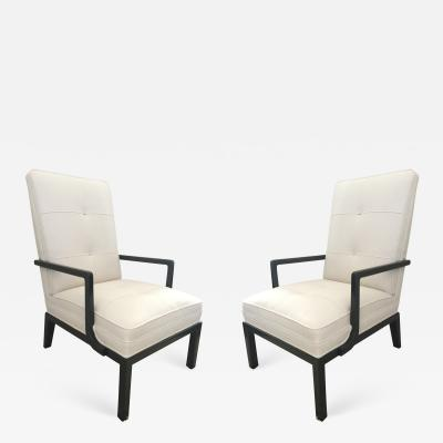 Tommi Parzinger Pair of Tommi Parzinger Parzinger Original Club Chairs