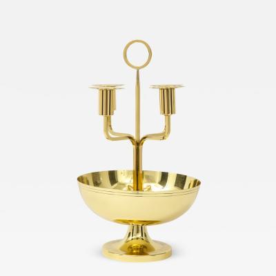 Tommi Parzinger Tommi Parzinger Brass Epergne Centerpiece