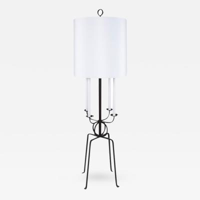 Tommi Parzinger Tommi Parzinger Candlestick Floor Lamp