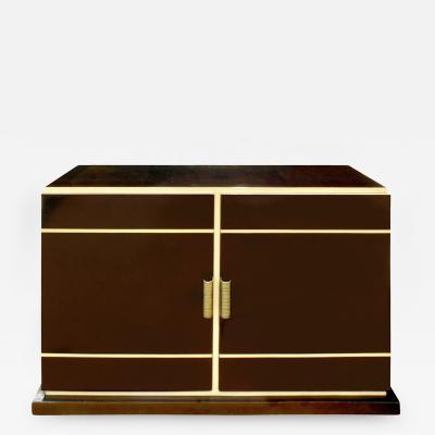 Tommi Parzinger Tommi Parzinger Chic 2 Door Cabinet 1950s