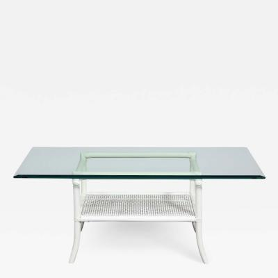 Tommi Parzinger Tommi Parzinger Coffee Table for Willow and Reed 1950s
