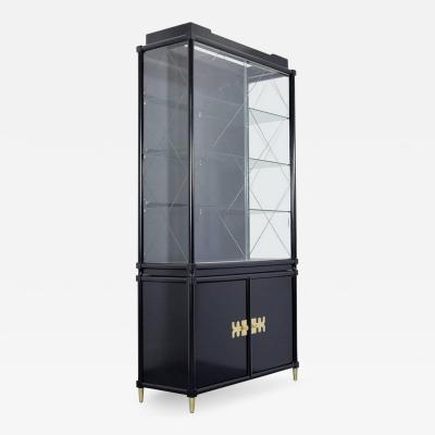 Tommi Parzinger Tommi Parzinger Custom Display Cabinet