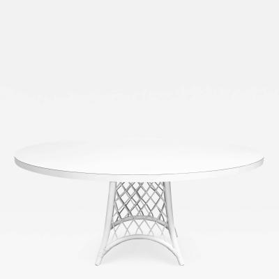 Tommi Parzinger Tommi Parzinger Dining Table for Willow and Reed 1950s