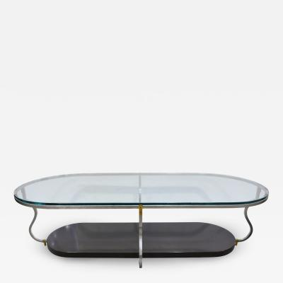Tommi Parzinger Tommi Parzinger Elegant Coffee Table 1960s
