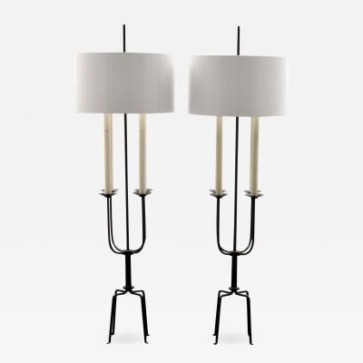 Tommi Parzinger Tommi Parzinger Floor Lamps