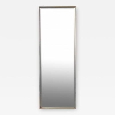 Tommi Parzinger Tommi Parzinger Silver Leaf Mirror