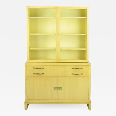 Tommi Parzinger Tommi Parzinger for Charak Modern Two Piece Tall Cabinet
