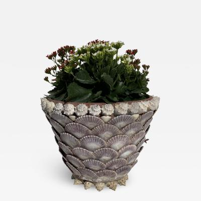 Tony Duquette Grotto Sea Shell Planter