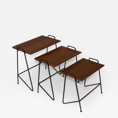 Tony Paul Tony Paul Modernist Nesting Tables