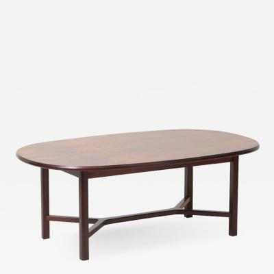 Torbj rn Afdal Wood Coffee Table by Torbj rn Afdal for Bruksbo