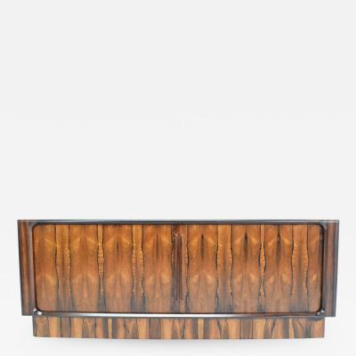 Torbjorn Afdal Brazilian Rosewood Sideboard 1950s