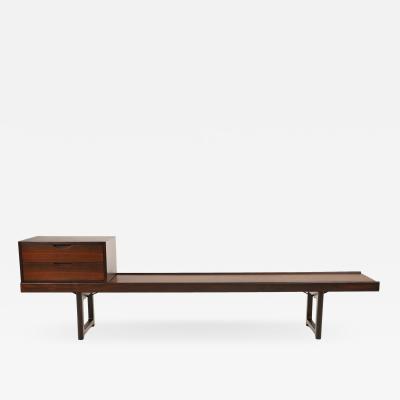 Torbjorn Afdal Scandinavian Modern Bruksbo Bench Designed by Torbjorn Afdal