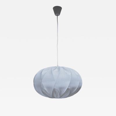 Tore Ahlsen Tore Ahls n white cotton pendant lamp Sweden