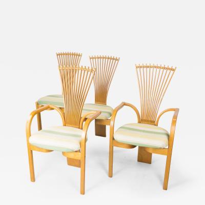 Torstein Nilsen Torstein Nilsen Totem Dining Chairs for Westnofa