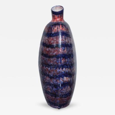Torviscosa Handmade Ceramic Bottle by Torviscosa