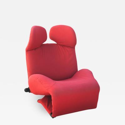 Toshiyuki Kita Wink Lounge Chair by Toshiyuki Kita