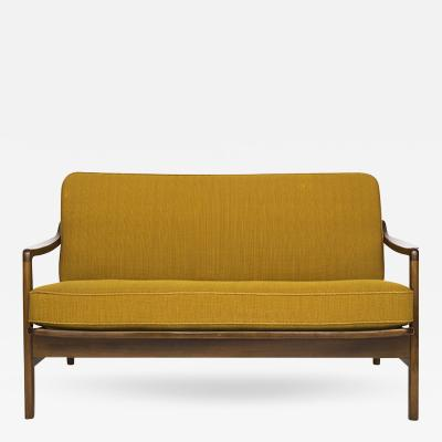 Tove Edvard Kindt Larsen Sofa Model 117