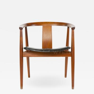 Tove Edvard Kindt Larsen TEAK SIDE CHAIR