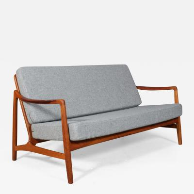 Tove Edvard Kindt Larsen Tove Edvard Kindt Larsen Two pers sofa model FD 117 2