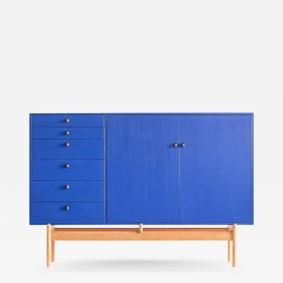 Tove Edvard Kindt Larsen Tove and Edvard Kindt Larsen Cabinet S ffle M belfabrik 1960s