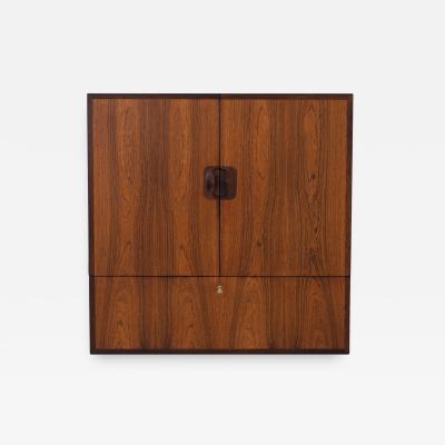 Tove Edvard Kindt Larsen Wall mounted vanity cabinet