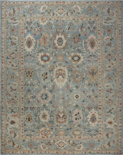 Traditional Sultabad Design Rug