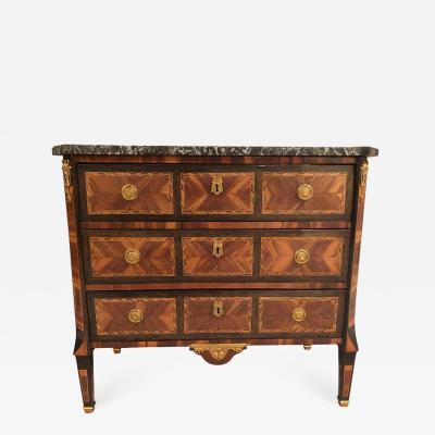 Transition Commode France 1780