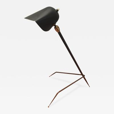 Trepied Desk Lamp by Serge Mouille 1954