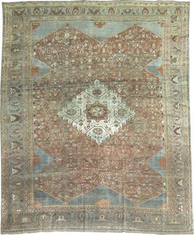 Tribal Antique Persian Rug rug no 9478