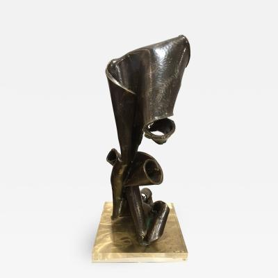 Tristan Govignon Tristan Govignon Tempest Abstract Cast Bronze