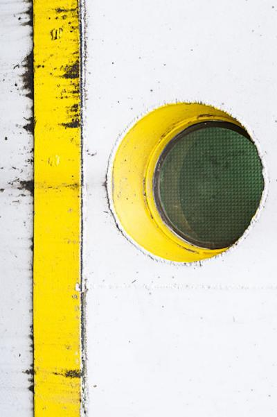 Tristan Govignon Yellow Stripe