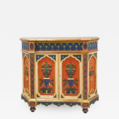 Troubadour cabinet