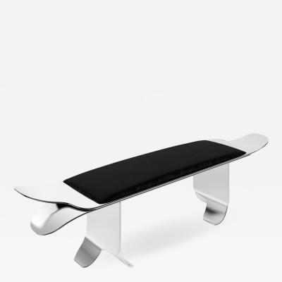 Troy Smith 21st Century Contemporary Handmade Flip Bench By Troy Smith