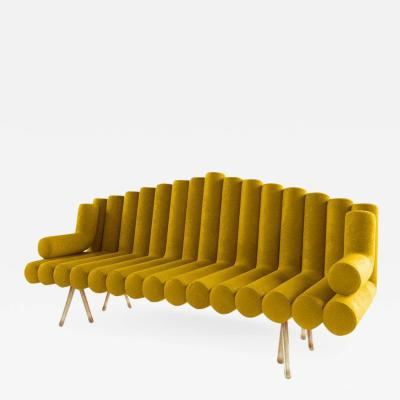 Troy Smith CUSTOMIZABLE FLUTE SOFA