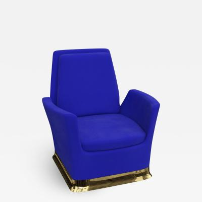 Troy Smith FUTURE 1ST LOUNGE CHAIR BY ARTIST TROY SMITH CONTEMPORARY DESIGN